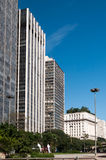 Sao Paulo city Stock Photography