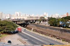 Sao Paulo City Royaltyfria Foton