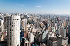 Sao Paulo city Stock Photo