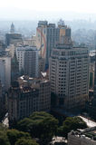 Sao paulo city Royalty Free Stock Images