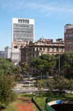 Sao Paulo city, Brazil Stock Images