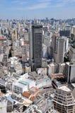 Sao Paulo cityline, Brazil Stock Photography