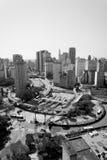 Sao Paulo downtown Stock Photos