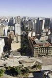 São Paulo downtown - São Paulo - Brazil Stock Photos