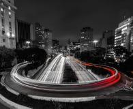 Sao Paulo du centre photo stock