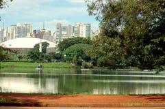Sao Paulo du centre Photos libres de droits