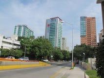 Sao Paulo Guadalajara, Messico di Punto Immagine Stock