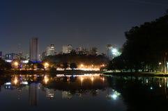 Sao Paulo, Ibirapuera Park Stock Photo