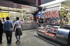 Sao Paulo market Stock Image