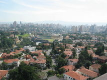 Sao Paulo miasto obraz royalty free