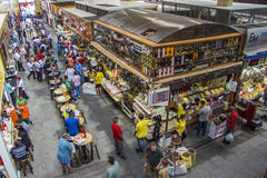Sao Paulo Miejski Targowy Brazylia Obrazy Stock