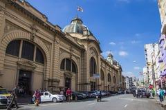 Sao Paulo Municipal Market Brazil Stock Image