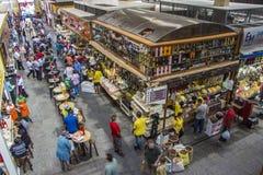 Sao Paulo Municipal Market Brazil Stock Images