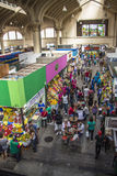 Sao Paulo Municipal Market Brazil Royalty Free Stock Images