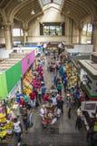 Sao Paulo Municipal Market Brazil photo stock