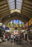 Sao Paulo Municipal Market Brazil Royalty Free Stock Photos