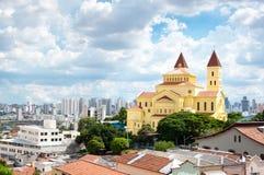Sao Paulo, Penha imagem de stock royalty free