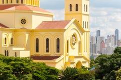 Sao Paulo, Penha Royalty Free Stock Photo