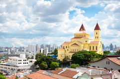 Sao Paulo, Penha Royalty Free Stock Image