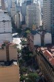 Sao Paulo, Sao Joao Avenue Royalty Free Stock Image