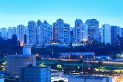 Sao Paulo-Skyline Stockfotos