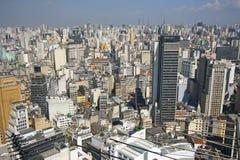 Sao Paulo skyline, Brazil. Skyline of Sao Paulo, downtown Stock Photos