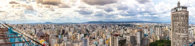 Sao Paulo. Skyline of Sao Paulo City in Brazil Stock Images