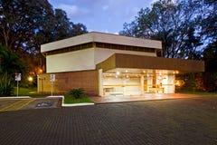 Sao Paulo University in Ribeirao Preto - Brazil. July, 2017.  stock photos
