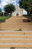 Sao Pedro Chapel Bento Goncalves Brazil Royalty Free Stock Image