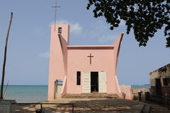Sao Pedro chapel, Sao Tome, Sao Tome and Principe, Africa Stock Images