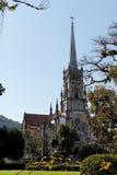 Sao Pedro de Alcantara Cathedral in Petropolis Stock Images