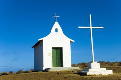 Sao Pedro dos Pescadores Chapel Royalty Free Stock Photo