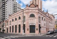 Sao Pedro Theater Sao Paulo Brazil Stock Image