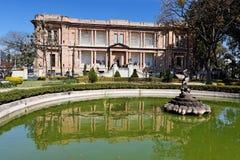 sao pinacoteca paulo стоковая фотография