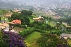 Sao Roque in Brazil Royalty Free Stock Image