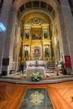 Sao Roque church in Lisbon, Portugal Stock Photo