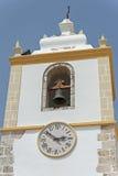 The Sao Salvador Alvor Church, Portugal Royalty Free Stock Image