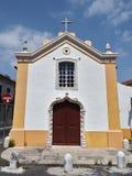 Sao Sebastiao Church. In Paco do Lumiar, Lisbon, Portugal Stock Photography