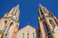 Sao Sebastiao Martir Church Photographie stock libre de droits