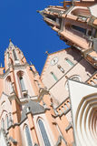 Sao Sebastiao Martir Church Photo stock