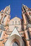 Sao Sebastiao Martir Church Stock Image