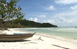 Sao-Strand Phu Quoc Vietnam Lizenzfreies Stockbild