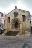 Sao Tiago Church in Coimbra, Portugal Stock Photos
