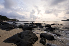 Sao Tome landscape Stock Images
