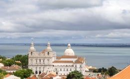 Sao Vicente da Fora, Lisboa Fotografía de archivo