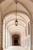 Sao vicente de för arkitektoniska detaljer i Lissabon, Portugal Arkivbilder