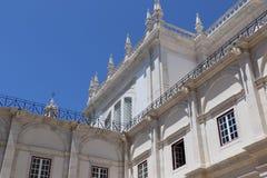 Sao Vicente de Fora Imagenes de archivo