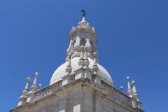 Sao Vicente de Fora Foto de archivo libre de regalías