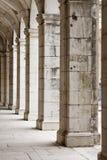 Sao Vicente de Fora del monasterio Imagen de archivo