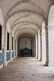 Sao Vicente de Fora del monasterio en Lisboa, Portugal Imagenes de archivo